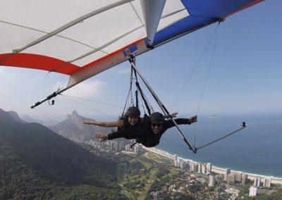 Voo de Asa Delta Easy Fly Rio de Janeiro